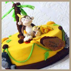 monkey was fun!