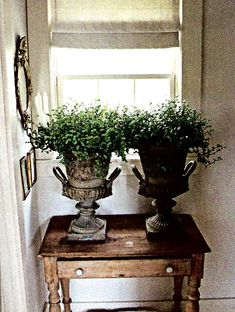 Urns I love and want by flea market style magazine
