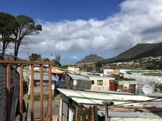 Imizamo Yethu  Township in Cape Town