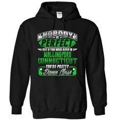 Born in WALLINGFORD-CONNECTICUT P02 - #family shirt #cute tshirt. PURCHASE NOW => https://www.sunfrog.com/States/Born-in-WALLINGFORD-2DCONNECTICUT-P02-Black-Hoodie.html?68278