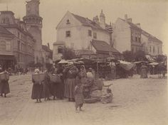 Image 1 of 36 from gallery of Sopron Castle District Revitalization / Hetedik Műterem. Photograph by Balázs Danyi Town And Country, Hungary, Old Photos, Westerns, To Go, Castle, Street View, Urban, City