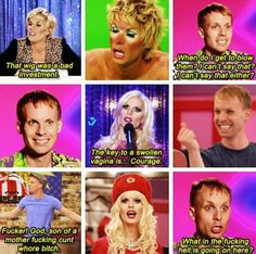 Some of Katya's finer moments during season 7