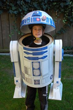 David as R2-D2 | Flickr - Photo Sharing!