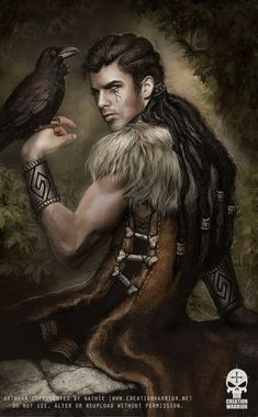 93 Best Male Human Druids Images In 2019 Fantasy