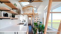 The Most Beautiful MINT LOFT EDITION Tiny Houses for Sale - YouTube
