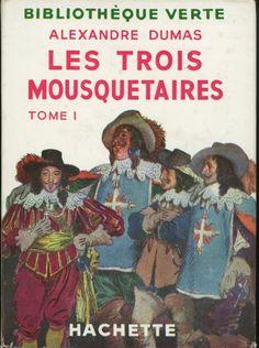 Philippe Ledoux - Les trois mousquetaires t1 Alexandre Dumas 1954