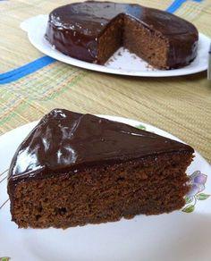 Eggless chocolate cake recipe with condensed milk