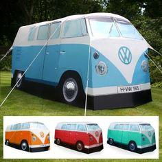€370,00 Volkswagen Camper Van Tent Bulli (Met Video)