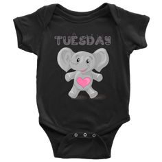 Provider of high quality merchandise and stuff for your whole family's needs. Tuesday, Onesies, Babies, Kids, Clothes, Young Children, Outfits, Babys, Boys