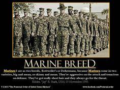 Marine Breed