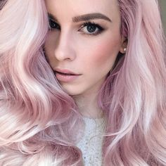 Lauren Calaway @laurencalaway  Cotton candy bu...Instagram photo | Websta (Webstagram)