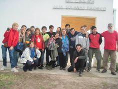 Viaje a Escuela de Frontera C.A.S N°14 en Colonia Alemana, Entre Ríos