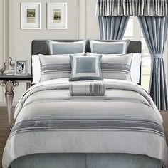 Bedding idea for new bedroom set