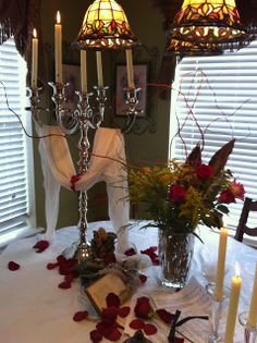 Donna Madden/decorating for the senses: Phantom of the Opera Theme Party
