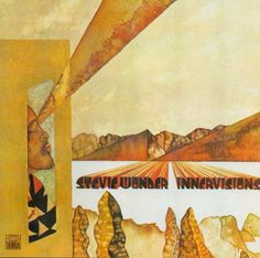 """On this day in music history: July 1973 - """"Higher Ground"""" by Stevie Wonder is released. Written by Stevie Wonder, it is the first single issued from the album """"Innervisions"""". The track is written. Stevie Wonder, Children Of America, Pochette Album, Music Album Covers, Music Albums, Great Albums, Universal Music Group, Soul Music, Music Lyrics"""