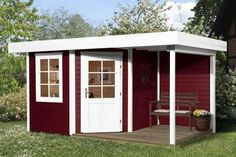 Fides, la cabane de jardin chaleureuse
