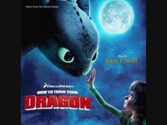 Test Drive - How to Train Your Dragon - John Powell - YouTube (spannend)