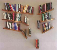 15 insanely creative bookshelves you need to see | creative
