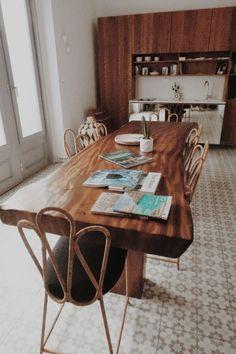 Bedroom Makeover Interior Styling, Interior Design, Scandinavian Interior, Bed And Breakfast, Armchair, Bedroom, Table, Furniture, Home Decor