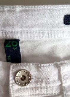 Kup mój przedmiot na #vintedpl http://www.vinted.pl/damska-odziez/rurki/17712607-biale-spodnie-rurki-legginsy-jeansy-dopasowane-sexy-xs-s-w26-benetton