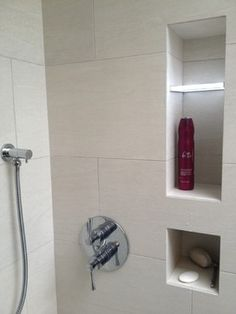 Shower Niche Design Ideas, Pictures, Remodel, and Decor - page 3