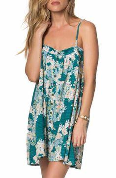ONEILL Juniors Brice Button Front Dress