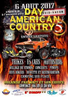 DAY AMERICAN COUNTRY