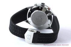 TAG Heuer Carrera Chronograph Stahl Automatik Kal. 16 ETA 7750 Ref. CV2A10-0    152005
