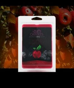 Apple Harvest evokes the smell of crisp fall days. The smell of this jewelry candle brings to life everything there is to love about apples! Crisp, juicy, with just a hint of spice, you will think you've just used an apple press without even leaving your couch! Apple harvest scented tarts with hidden jewelry.  Jumbo 5.5oz package of 6 scented wax tarts - 100% all natural soy wax tart. Jewelry hidden in every package of scented wax tarts.  Up to 60 hours of fragrance. Great for your tart…