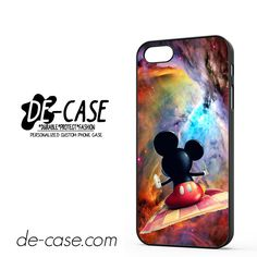 Mickey Mouse Flying With Carpet DEAL-7204 Apple Phonecase Cover For Iphone SE Case