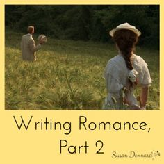 How to Write Romance, Part 2: From Character Springs Love | Susan Dennard