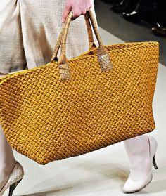 Fashion & Lifestyle: Bottega Veneta Women's Bags Fall 2011