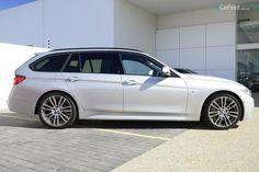 2015 BMW 328i F31 M Sport Sports Automatic