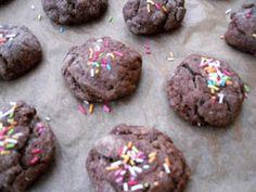 Zdravě jíst: Kakaové sušenky s chia semínky