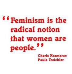 Feminism is the radical notion that women are people. Feminism Quotes, Intersectional Feminism, Smile Quotes, Meaningful Quotes, Picture Quotes, Equality, Wisdom, Thoughts, Feelings