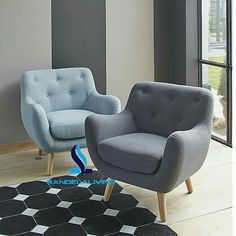 40 Clever DIY Furniture Hacks One of the best things about being a creative DIYer is taking somethin Living Room Sofa Design, Living Room Chairs, Home Living Room, Living Room Designs, Retro Sofa, Bedroom Furniture Sets, Sofa Furniture, Furniture Design, Bedroom Chair