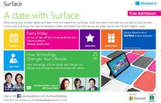 "Microsoft Malaysia to Hold ""A Date with Surface"" to Engage Consumers"