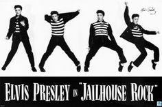 movie posters, Elvis presley, jailhouse rock