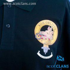 MacTavish Clan Crest