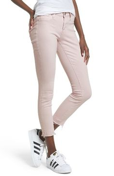 Articles of Society Articles of Society Carly Skinny Crop Jeans (Dana Point) available at #Nordstrom