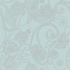 Found it at Wayfair - Candice Olson Shimmering Details Dotted Paisley Wallpaper Paisley Wallpaper, Cream Wallpaper, Silver Wallpaper, Wallpaper Stores, Go Wallpaper, Wallpaper Online, Wallpaper Bookshelf, Candice Olson, Blue Wallpapers