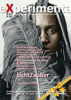 eXperimenta 12 / 13 LichtZauber mit Susanne Ulrike Maria Albrecht