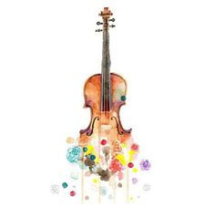 i love to play the violin