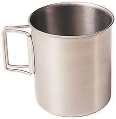 MSR® Titan™ Cup - Ultralight titanium durability.