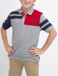 Neuf avec étiquettes Tommy Hilfiger Homme Polo Coupé sur mesure US American symbolique Blanc