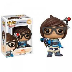 Figurine POP Overwatch Mei