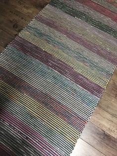 Uutuudet - Mattopuoti Picnic Blanket, Outdoor Blanket, Rag Rugs, Loom Weaving, Rug Making, Scandinavian Style, Pattern Design, Diy, Ideas