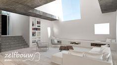 interieur impressie villa Zoom #zelfbouw #Monster