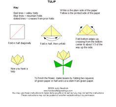 54 Best Tea Bag Folding Patterns Images Iris Folding