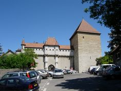 Annecy Castle - France